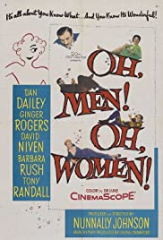 Oh, Men! Oh, Women! (1957) Poster - Movie Forum, Cast, Reviews