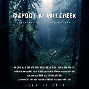 Bigfoot at Millcreek Poster