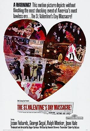 The St. Valentine's Day Massacre poster