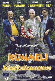 Kummeli Goldrush Poster