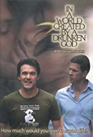 In a World Created by a Drunken God Poster