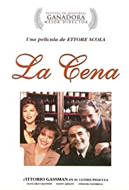 La cena (1998) Poster - Movie Forum, Cast, Reviews