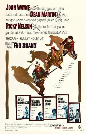 Rio Bravo poster