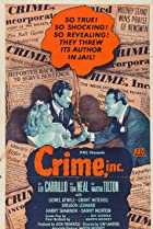 Image of Crime, Inc.