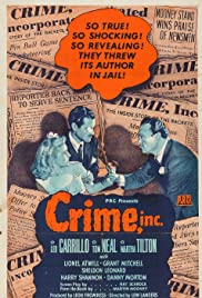 Crime, Inc. Poster
