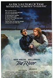 The River (1984) Poster - Movie Forum, Cast, Reviews