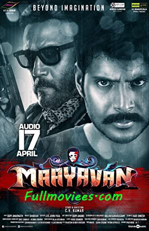Maayavan (2017) HD Movie Poster