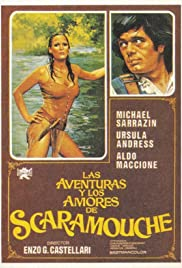 The Loves and Times of Scaramouche Poster