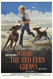 Where the Red Fern Grows (1974) Poster - Movie Forum, Cast, Reviews