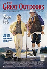 The Great Outdoors (1988) Poster - Movie Forum, Cast, Reviews