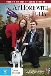 At Home with Julia Poster