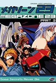Megazone 23 III Poster - TV Show Forum, Cast, Reviews