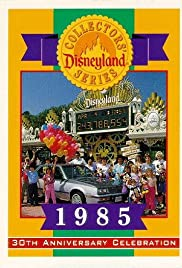 Disneyland's 30th Anniversary Celebration Poster