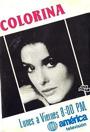 Colorina Poster