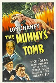 The Mummy's Tomb (1942) Poster - Movie Forum, Cast, Reviews