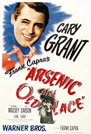 Arsenic and Old Lace (1944) Poster - Movie Forum, Cast, Reviews
