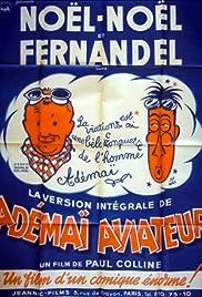 Adémaï aviateur Poster