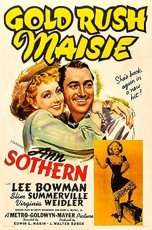 Gold Rush Maisie (1940)