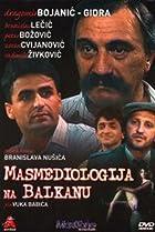Image of Masmediologija na Balkanu