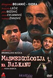 Masmediologija na Balkanu Poster