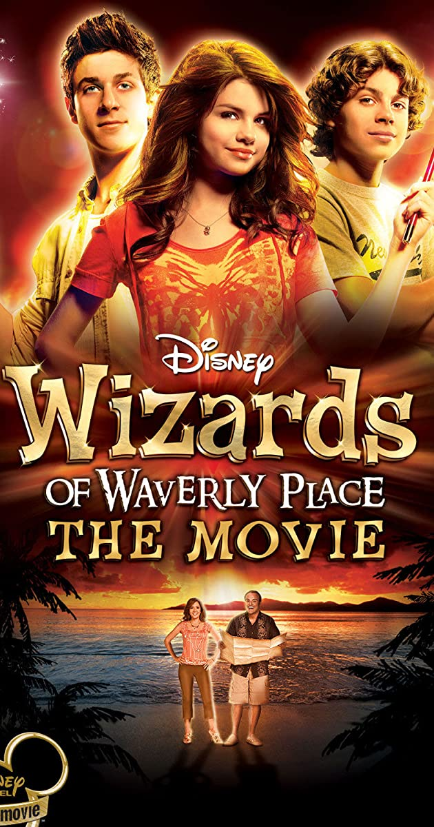 Wizards Waverly Place Movie 2009