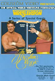 WWF: The Wrestling Classic Poster