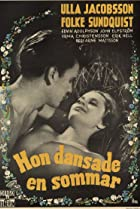 One Summer of Happiness (1951) Poster