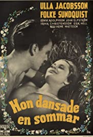 One Summer of Happiness (1951) Poster - Movie Forum, Cast, Reviews