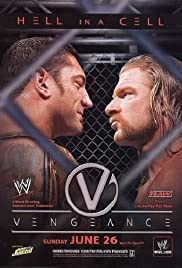 WWE Vengeance (2005) Poster - TV Show Forum, Cast, Reviews