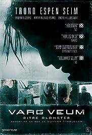 Varg Veum - Bitre blomster Poster