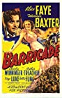 Barricade (1939) Poster