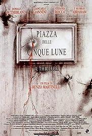 Piazza delle cinque lune(2003) Poster - Movie Forum, Cast, Reviews