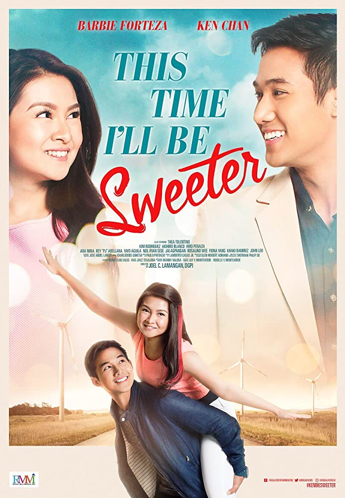 This Time I'll Be Sweeter (2017) HDRip