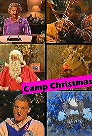 Camp Christmas Poster