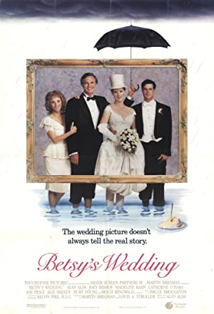 Betsy's Wedding poster