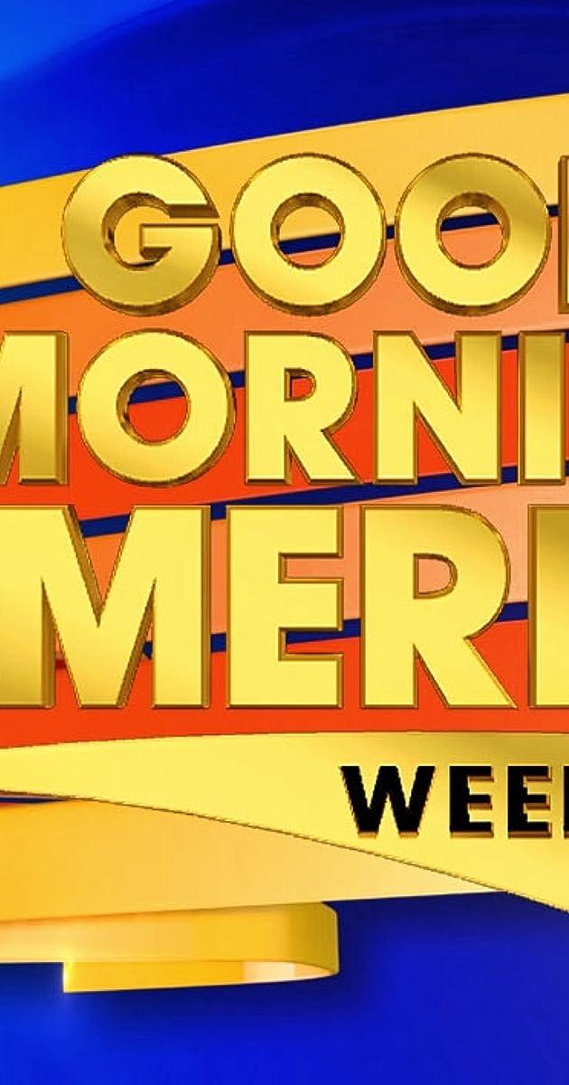 Good Morning America (@GMA) | Twitter