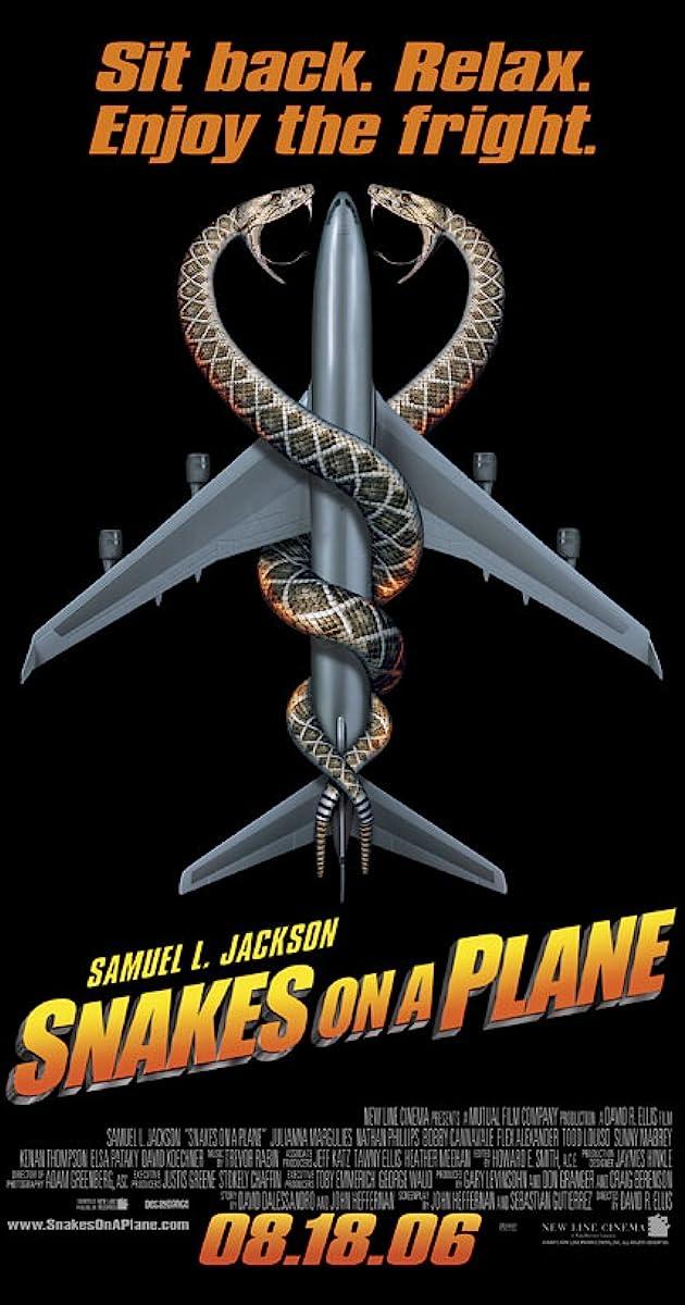 Snakes On A Plane 2006 - Imdb-8251