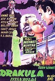 Drakula Istanbul'da Poster