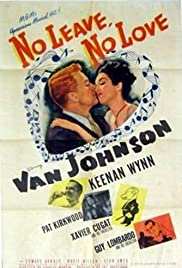 No Leave, No Love Poster