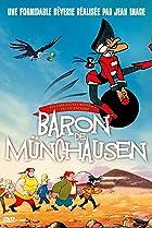 Image of Les fabuleuses aventures du légendaire Baron de Munchausen