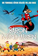 Primary image for Les fabuleuses aventures du légendaire Baron de Munchausen