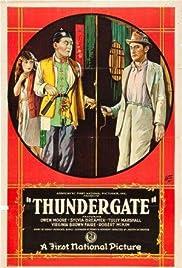 Thundergate Poster
