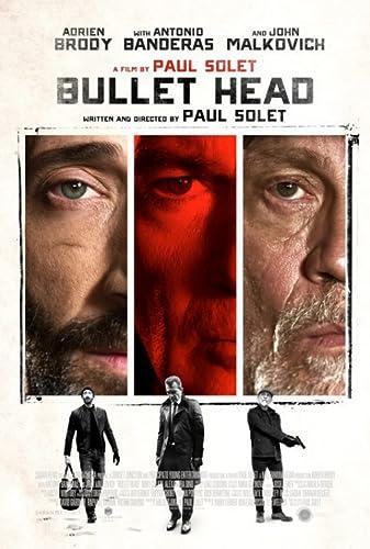 Poster Film Bullet Head
