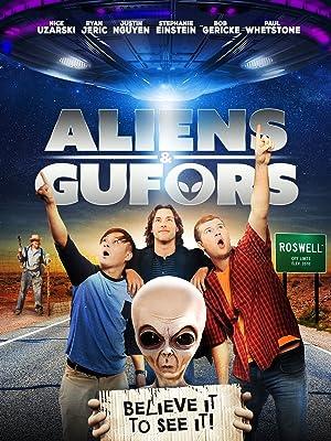 Aliens & Gufors Poster