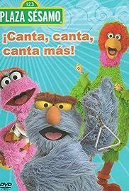 Plaza Sésamo: Canta, canta, canta más! Poster
