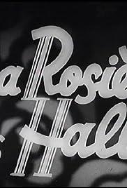 La rosière des Halles Poster