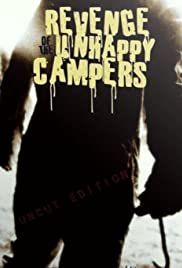 Revenge of the Unhappy Campers Poster