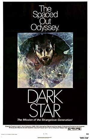 Dark Star poster