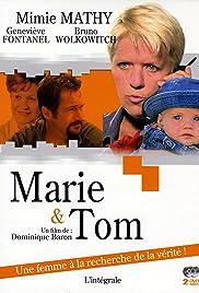 Marie et Tom Poster