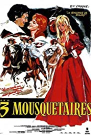 Vengeance of the Three Musketeers (1961) Poster - Movie Forum, Cast, Reviews